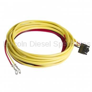 Auto Meter - Auto Meter Wiring Harness,  Pyrometer, Digital Stepper, Incandescents (Universal)