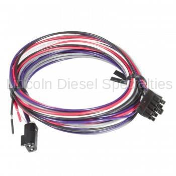 Auto Meter - Auto Meter Wiring Harness,  Temperature, Digital Stepper Motor (Universal)
