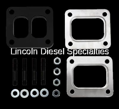 "Wehrli Custom Fab - Wehrli Custom Fab 1/2"" T4 Spacer Plate Kit (Universal)"