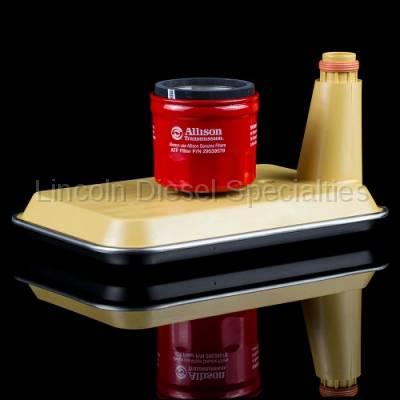 Suncoast - SunCoast GM Converters Shallow Filter Kit (Filter & Spin-on)