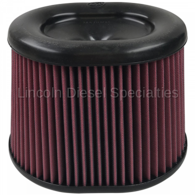 S&B - S&B Intake Filter - Oiled Cleanable