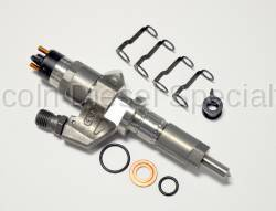 BOSCH - 2001-2004 OEM Genuine BOSCH® BRAND NEW LB7 Fuel Injectors *NO CORE CHARGE*