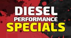 Diesel Performance Specials