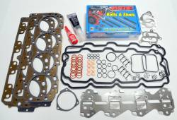Head Gasket Kit with ARP Head Studs and Manifold Gaskets