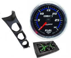 GM Duramax - 2006-2007 LBZ VIN Code D - Gauges & Pods