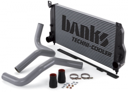 GM Duramax - 2006-2007 LBZ VIN Code D - Intercooler & Piping