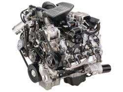 GM Duramax - 2006-2007 LBZ VIN Code D - Engine