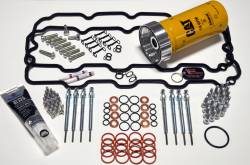 2001-2004 LB7 VIN Code 1 - Injector Install Kits - Lincoln Diesel Specialities - Ultimate Injector Install Kit