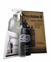 2001-2004 LB7 VIN Code 1 - Air Intakes - S&B - S&B Precision Cleaning & Oil Service Kit