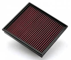 2004.5-2005 LLY VIN Code 2 - Air Intakes - S&B - S&B Stock OE Replacement Filter- Oiled (Cleanable)