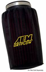 2004.5-2005 LLY VIN Code 2 - Air Intakes - AEM - AEM Brute Force Filter Wrap(2001-2005)