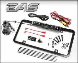 2006-2007 LBZ VIN Code D - Programmers, Tuners, Chips - Edge Products - Edge Back-Up Camera License Plate Mount for CTS & CTS2