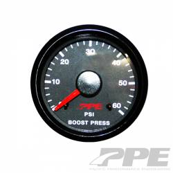 PPE - PPE Turbo Boost Pressure Gauge