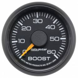 Gauges & Pods - Gauges - Auto Meter - Auto Meter Factory Matched Boost Gauge