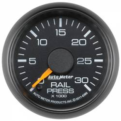 Auto Meter - Auto Meter Factory Matched Fuel Rail Pressure Gauge