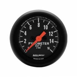 Auto Meter - Auto Meter Z-Series Pyrometer Kit