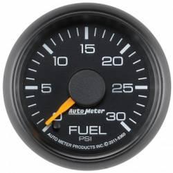 Auto Meter - Auto Meter Factory Matched Fuel Pressure Gauge