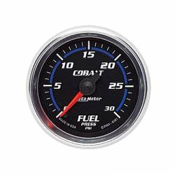 Gauges & Pods - Gauges - Auto Meter - Auto Meter Cobalt Series Fuel Pressure Gauge