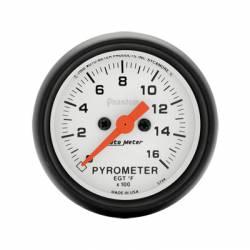 Auto Meter - Auto Meter Phantom Series Pyrometer Gauge