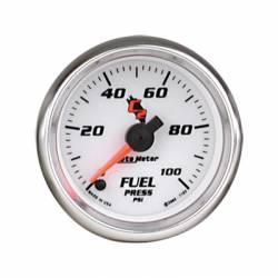 Auto Meter - Auto Meter C2 Series Fuel Pressure Gauge