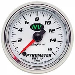 Auto Meter - Auto Meter NV Pyrometer Gauge