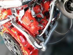 PPE - PPE High-Flow Race Exhaust Manifolds with Up-Pipes ~ Twin Turbo (2001-2016) - Image 3