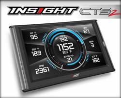 2007.5-2009 6.7L 24V Cummins - Programmers, Tuners, Chips - Edge Products - Edge Insight CTS2