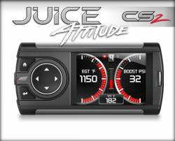 2001-2004 LB7 VIN Code 1 - Programmers, Tuners, Chips - Edge Products - Edge Juice with Attitude CS2 (LB7)