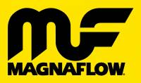"Magnaflow - Magnaflow 4"" Downpipe-Back Turn Down Exhaust System"