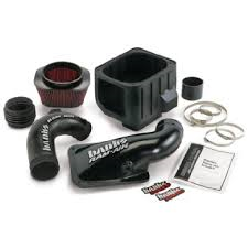 2004.5-2005 LLY VIN Code 2 - Air Intakes - Banks - Banks Air Intake~Oiled Filter