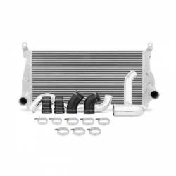 Intercooler & Piping - Intercooler & Piping - Mishimoto - Mishimoto MMINT-DMAX-02K Intercooler & Pipe Kit (Silver)