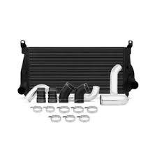 Intercooler & Piping - Intercooler & Piping - Mishimoto - Mishimoto MMINT-DMAX-02K Intercooler & Pipe Kit (Black)