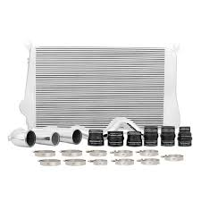 Intercooler & Piping - Intercooler & Piping - Mishimoto - Mishimoto MMINT-DMAX-11K Intercooler & Pipe Kit (Silver)