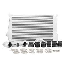 Mishimoto - Mishimoto MMINT-DMAX-11K Intercooler & Pipe Kit (Silver)