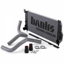 Intercooler & Piping - Intercooler & Piping - Banks - Banks Power Techni-Cooler Intercooler System (2001 LB7)