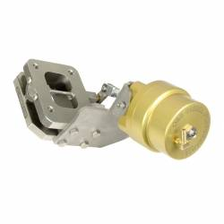 Turbo - Accessories & Parts - BD Diesel Performance - BD-Power-Track Master Turbine Diverter Valve-T4 Mounting (2001-2016)