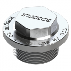 Fleece - Fleece Coolant Block-Off Plug (2001-2010)