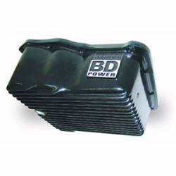 BD Diesel Performance - BD-Power Deep Sump Allison Transmission Pan - Black Finish (2001-2016) - Image 2