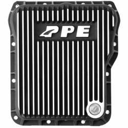 Transmission - Tranmission Pan - PPE - PPE Deep Allison Transmission Pan - Brushed Finish