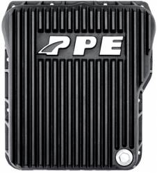 Transmission - Tranmission Pan - PPE - PPE Deep Allison Transmission Pan - Black Finish