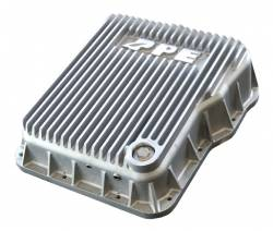 Transmission - Tranmission Pan - PPE - PPE Low Profile Aluminum Transmission Pan - Raw Finish