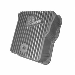 Transmission - Transmission Pan - AFE - AFE Transmission Pan - Raw Finish(2001-2014)