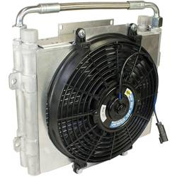 Transmission - Transmission Coolers - BD Diesel Performance - BD-Power Xtruded Double Stacked Transmission Cooler