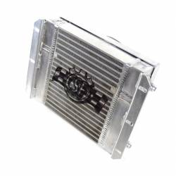 Transmission - Transmission Coolers - CSF - CSF Dual-Fluid Oil Cooler (2001-2016)