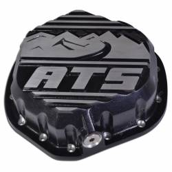 "Differential & Axle Parts - 11.5"" Rear Axle  - ATS Diesel Performance  - ATS Protector Rear Differential Cover (Black)"