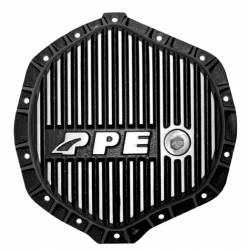 "Differential & Axle Parts - 11.5"" Rear Axle - PPE - PPE  Heavy Duty Differential Cover - Brushed (GM-2001-2018) (Cummins 2003-2018)"