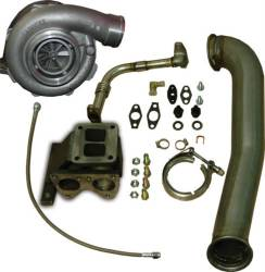 PPE - PPE GT40R Series Turbo Kit with Garrett GT4088R Turbo