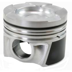 Mahle Motorsport - MAHLE Motorsports Performance Forged Race Pistons .040 16.5CR w/.075 Pockets (2001-2016)