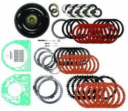 Transmission - Transmission Kits & Lines - PPE - PPE Stage 5 Transmission Upgrade Kit (w/Converter)
