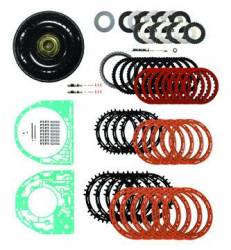 Transmission - Transmission Kits & Lines - PPE - PPE Stage 4 Transmission Upgrade Kit (w/Cast Stator Converter)